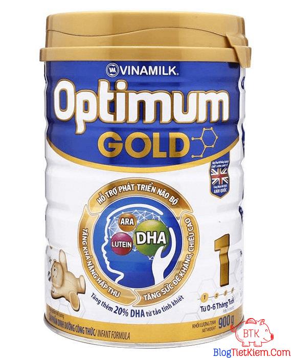 sua-optimum-gold-cho-tre-so-sinh