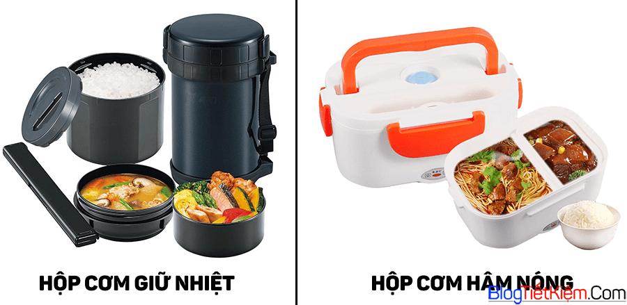 so-sanh-hop-com-giu-nhiet-va-hop-com-ham-nong