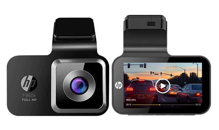 Camera hành trình HP F960X