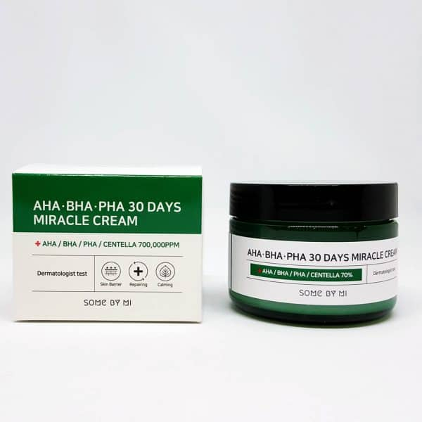 Kem trị mụn Some By Mi AHA BHA PHA 30 Days Miracle