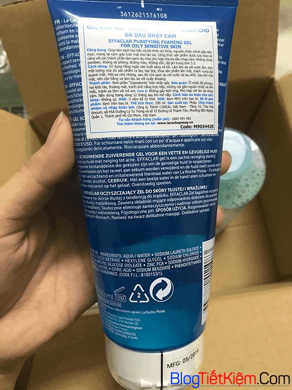 thanh-phan-cua-effaclar-purifying-foaming-gel