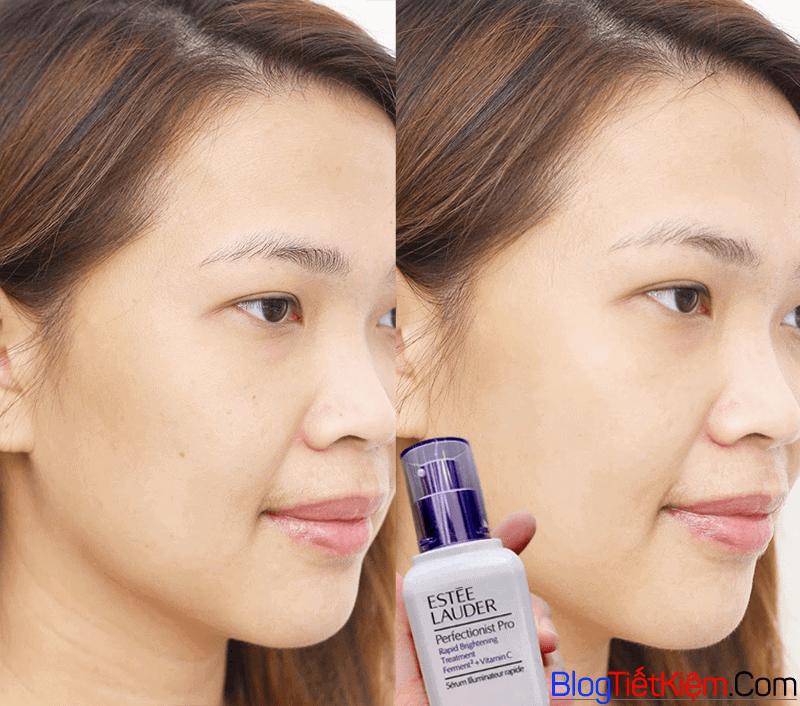 hieu-qua-cua-estee-lauder-perfectionist-pro-rapid-brightening-treatment