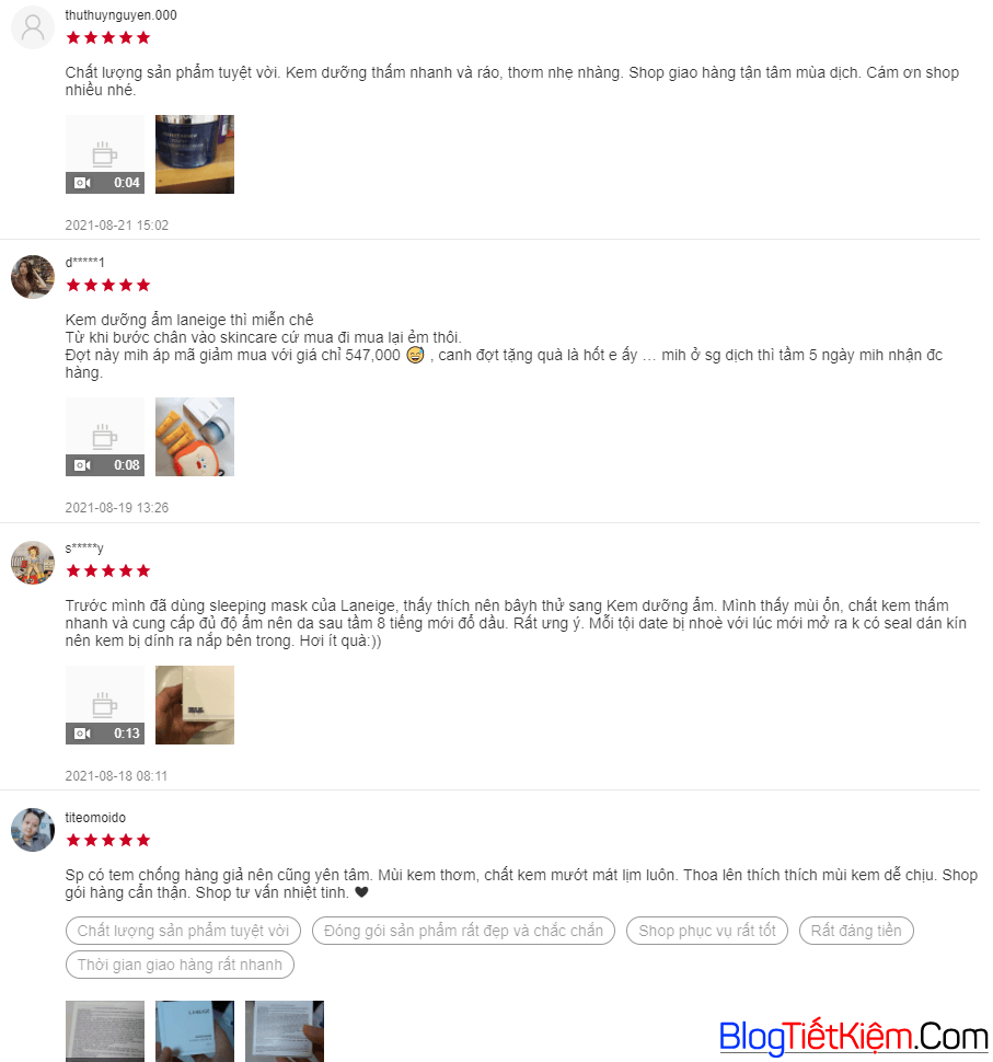 review-laneige-water-bank-hydro-cream-ex-tren-shopee